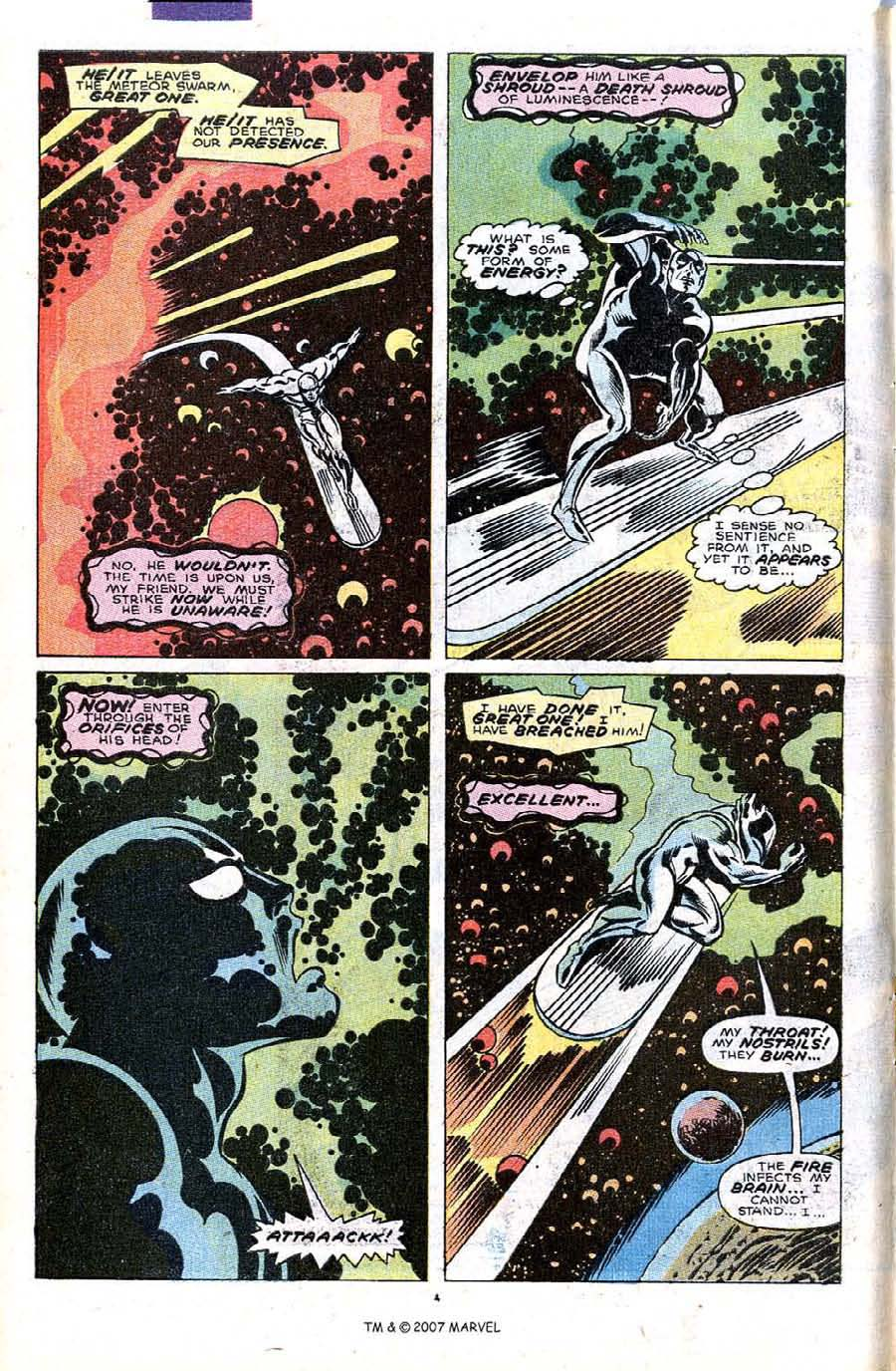 Read online Silver Surfer (1987) comic -  Issue #32 - 6