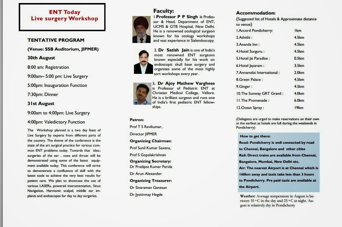 Otolaryngology Update: July 2014