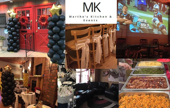 SUBSCRIBER SELECT: MARTHA'S KITCHEN & EVENTS