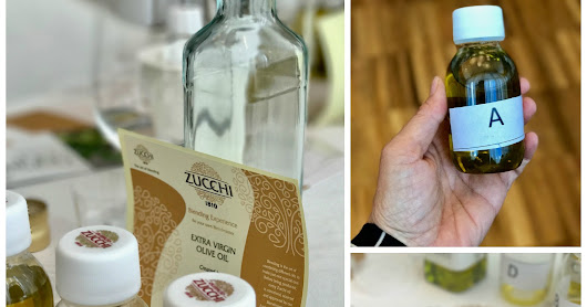Zucchi Olive Oil Blending Event - Flavor Your Life