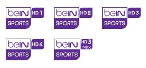 ترددات الباين سبور  Fréquences beIN Sport