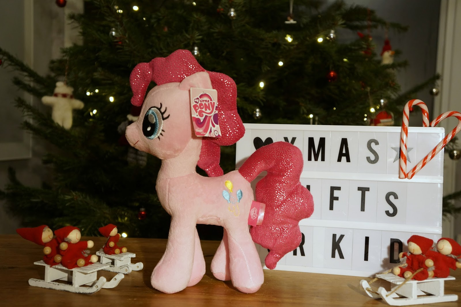 my little pony soft toy