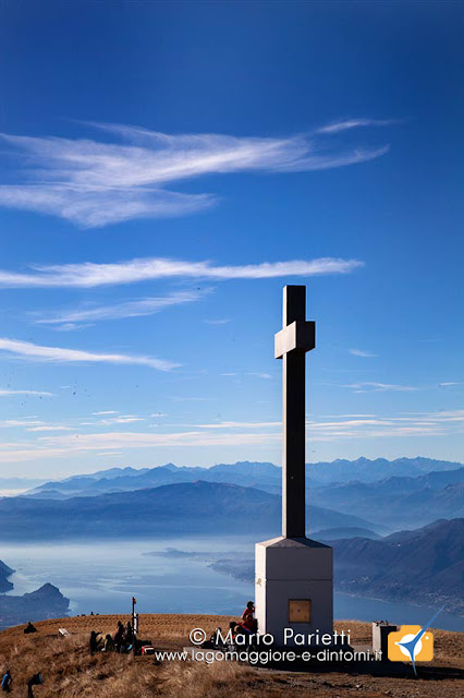 Monte Lema, croce di vetta