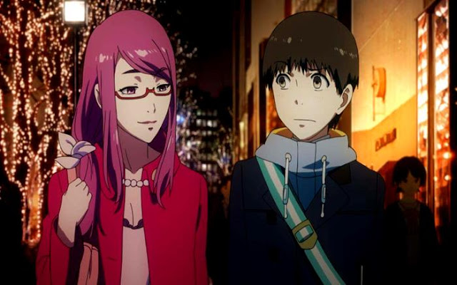 Tokyo Ghoul - Anime Action Terbaik Summer 2014