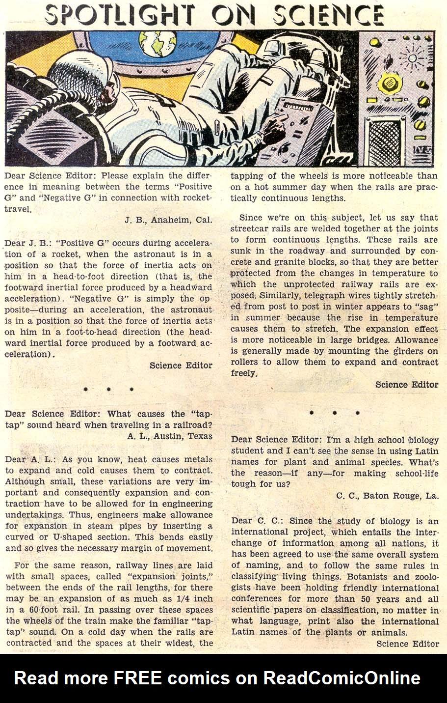 Strange Adventures (1950) issue 136 - Page 22