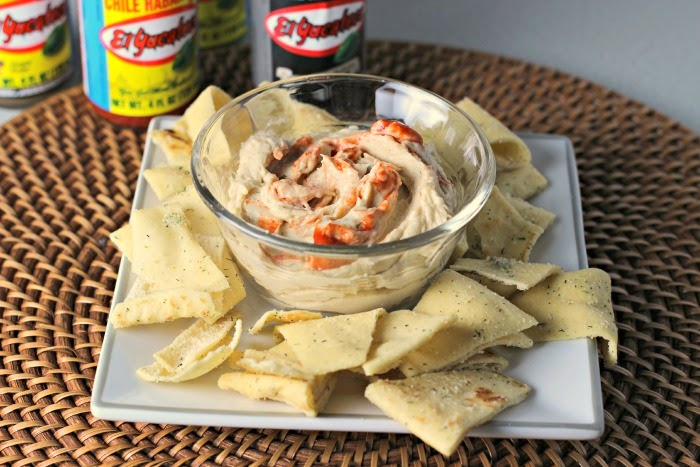 Hummus with a kick! #SauceOn #shop