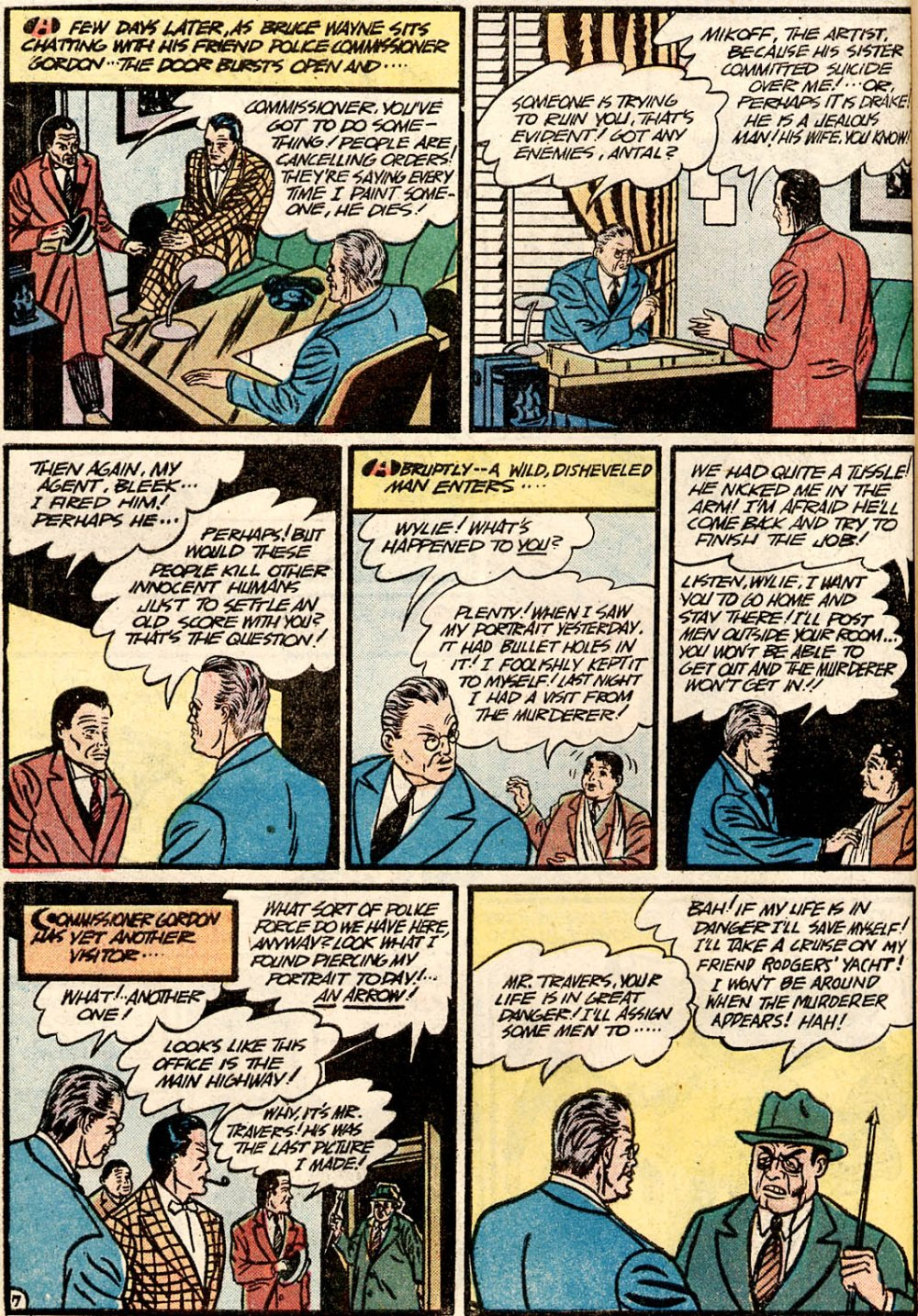 Detective Comics (1937) 441 Page 33