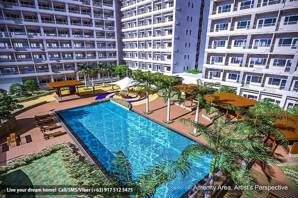 Amenities | SMDC Grace Residences - 1 Bedroom Deluxe With Balcony | Condominium for Sale Taguig
