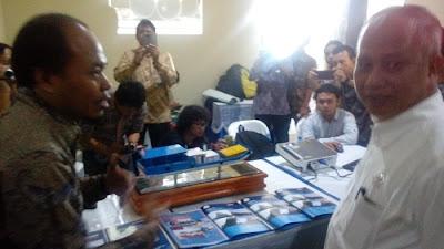 Beri Nama Kapal Peralon 'Baruna Fishtama', Menristek Nyatakan Siap Untuk Melaunching
