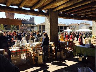 Pic-nic ed enogastronomia al castello di Malpaga 17 aprile Cavernago BG