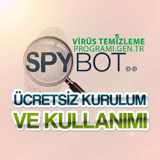 Spybot antivirüs programı