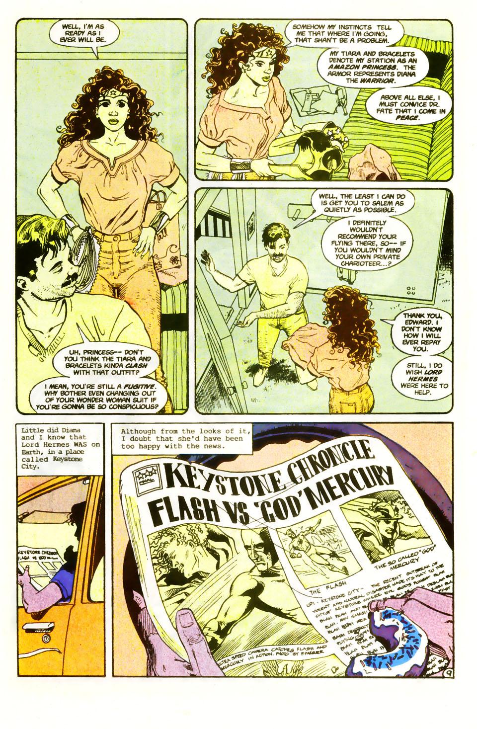 Read online Wonder Woman (1987) comic -  Issue #59 - 11
