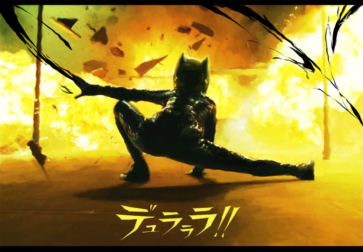 Celty Sturluson 5 Wallpapers | Your daily Anime Wallpaper ...