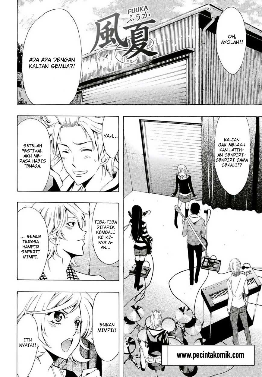 Fuuka Chapter 103-2