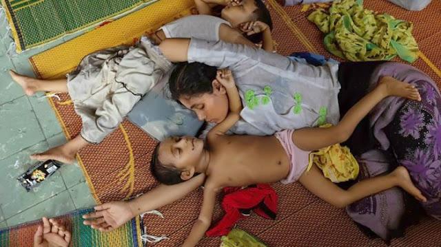Akhiri Konflik Rohingya ! Ketua Komisi I DPR Desak Pemerintah Tegur Myanmar