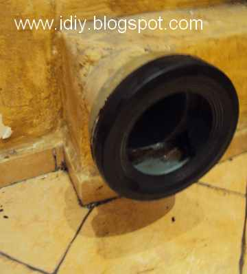 Diary Of A Handyman How To Repair A Leaking Toilet Seal