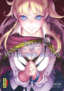 Tales of Wedding Rings - tome 1 aux éditions Kana