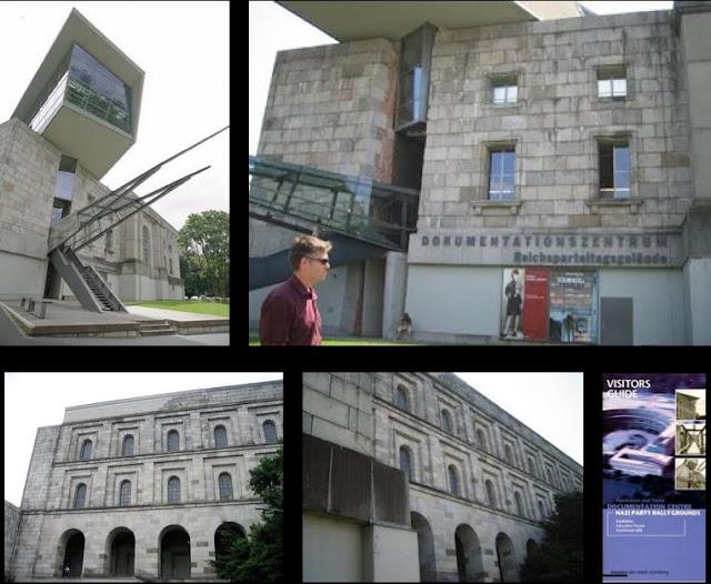 Dokumentationszentrum Reichsparteitagsgelände Faszination und Gewalt
