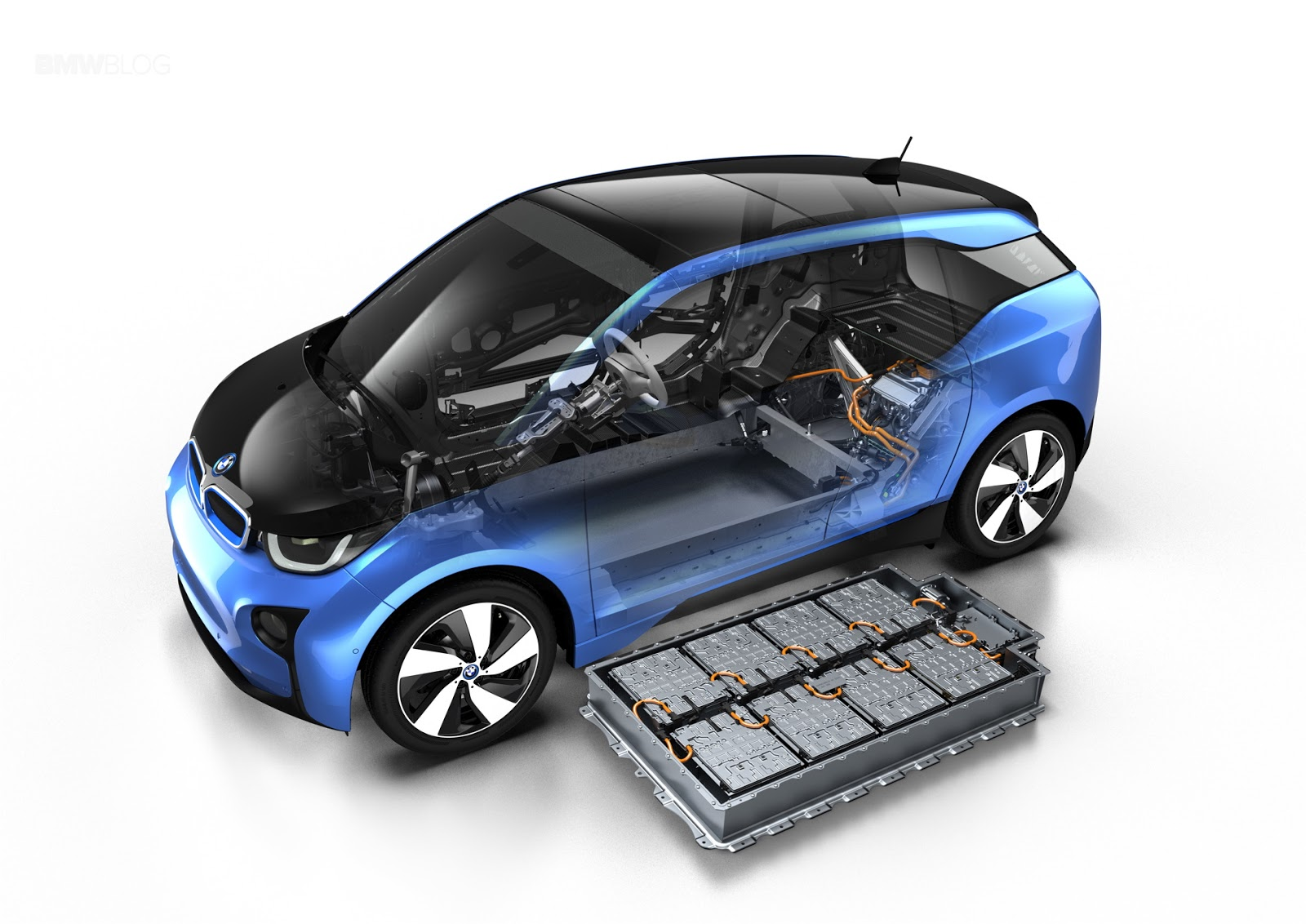The Electric BMW i3