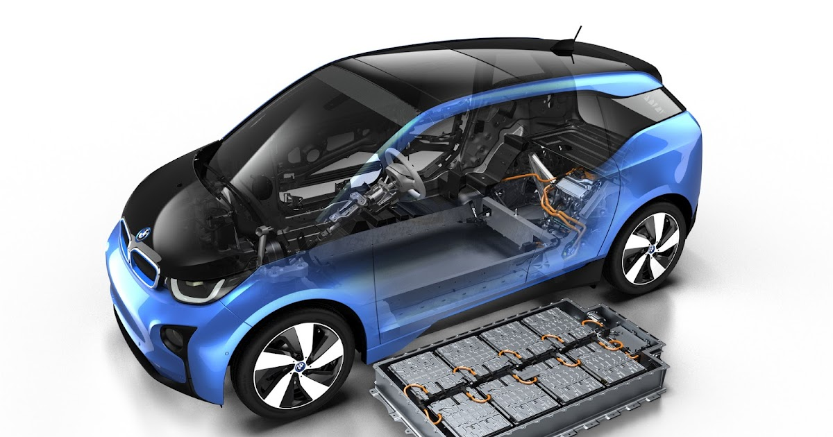 The Electric Bmw I3 It S Official The 2017 Bmw I3 Will