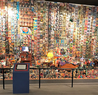 Fall Adventure in Central Oklahoma - Toy and Action Figure Museum