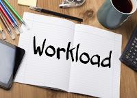 Beban kerja adalah sejumlah proses atau kegiatan yang harus diselesaikan oleh seorang pek Pengertian, Dimensi dan Pengukuran Beban Kerja