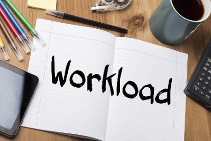 Pengertian, Dimensi dan Pengukuran Beban Kerja