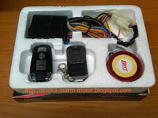 Alarm Motor BHT