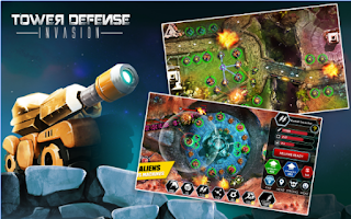 Tower Defense - Invasion TD Apk : Free Download Android Game