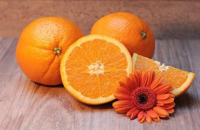 comer laranja melhor o desempenho fisico