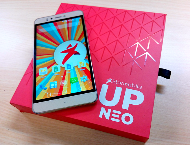 Starmobile Up Neo