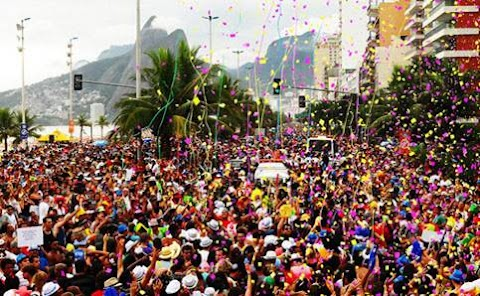 De onde vem o carnaval?
