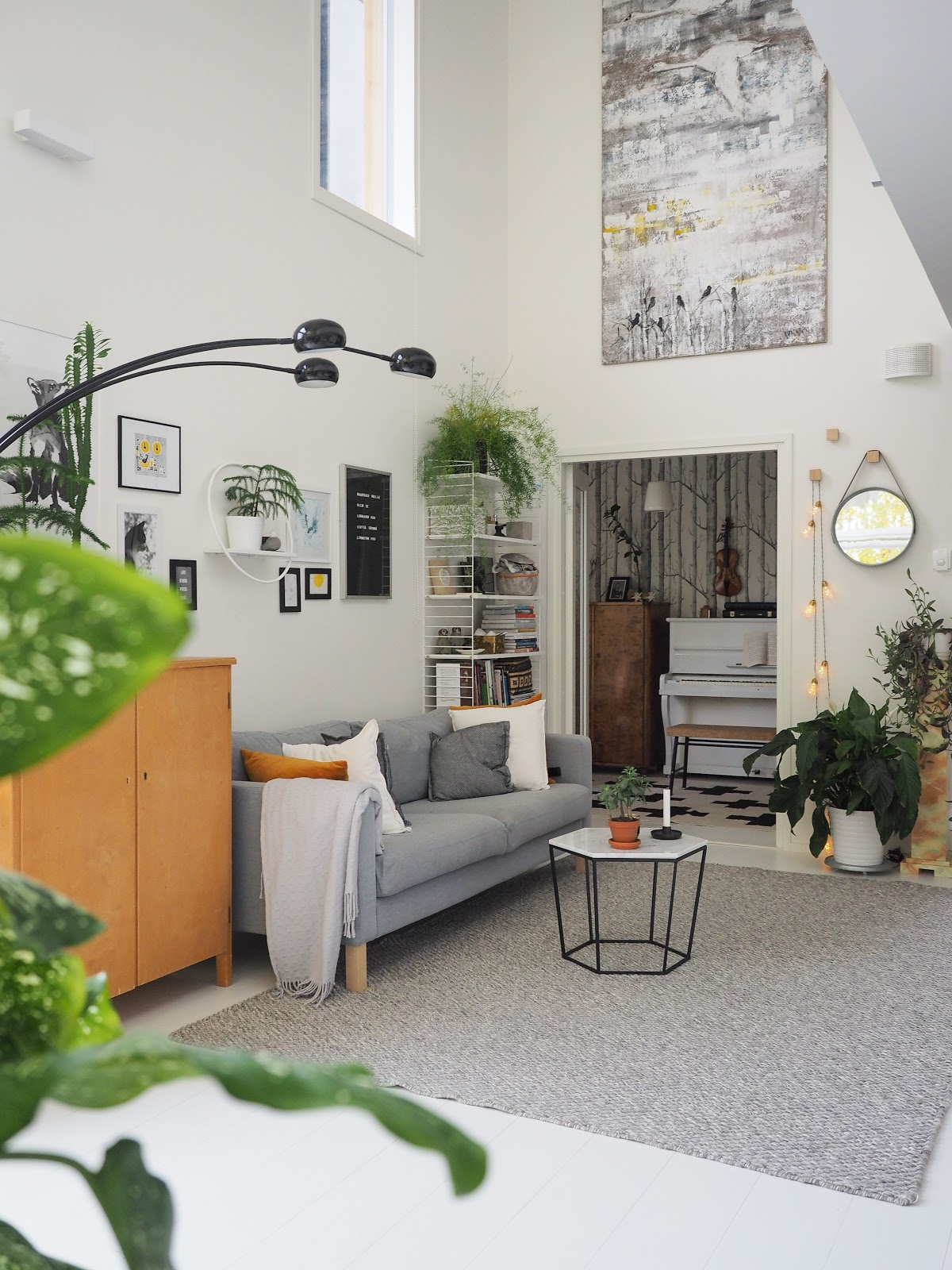 Linie Design, Caldo, olohuone, livingroom