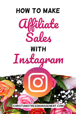 How to make affiliate sales on Instagram