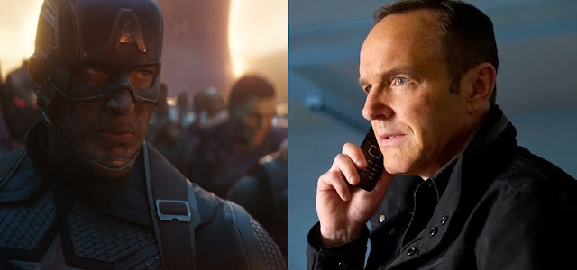 Final de 'Agents Of SHIELD' revela conexão surpreendente com 'Vingadores: Ultimato'