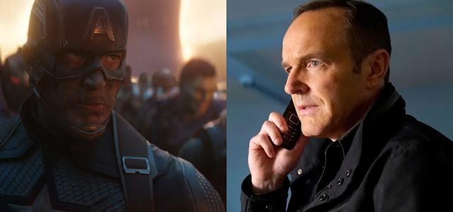 Final de 'Agents Of SHIELD' revela conexão surpreendente com 'Vingadores: Ultimato'