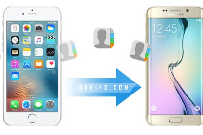 Cara Impor Kontak Telepon dari iPhone ke Android