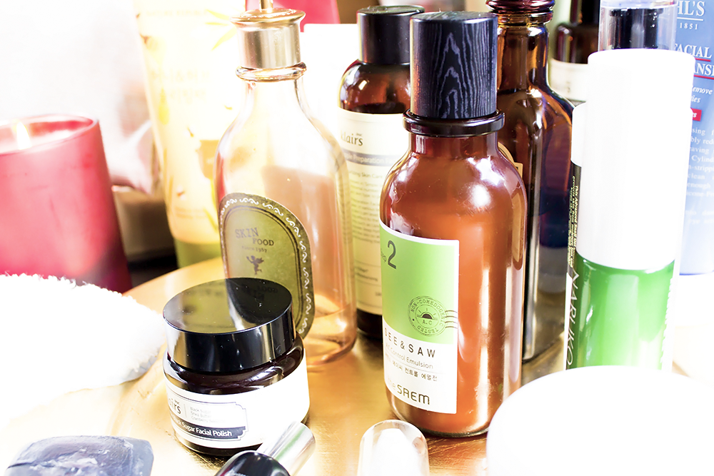 How to create your own Korean skincare routine toners and moisturizers