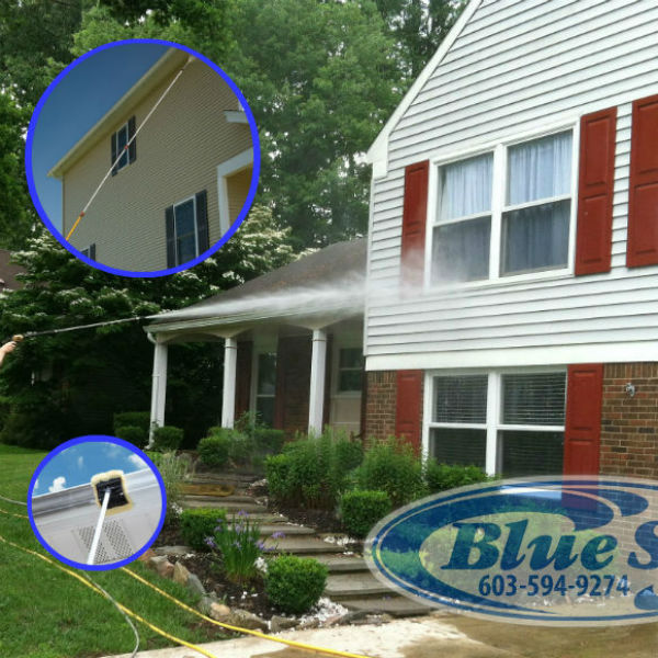 Pressure Washing Condos & Apartments
