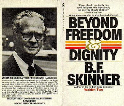 Skinner 和他的《超越自由與尊嚴》(Beyond Freedom and Dignity)
