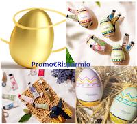 Logo L'Occitane en Provence: trova gratis le uova dorate e vinci Cofanetti e una sorpresa per tutti