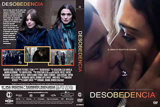 Disobedience - Desobedencia - Cover DVD