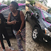Checkout the N11million Lexus SUV 17yr-old Nigerian boy bought for his mother