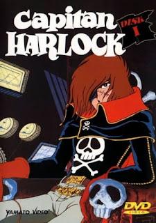 Capitan Harlock, el pirata espacial Castellano