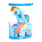 MLP Molded Mane Pony Singles Rainbow Dash Brushable Pony