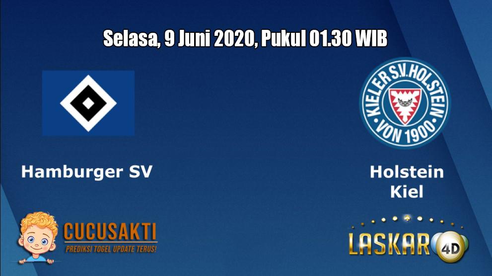 Prediksi Hamburg SV vs Holstein Kiel 9 Juni 2020
