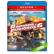 Rápidos y furiosos 6 (2013) BRRip 720p Audio Dual Latino-Ingles