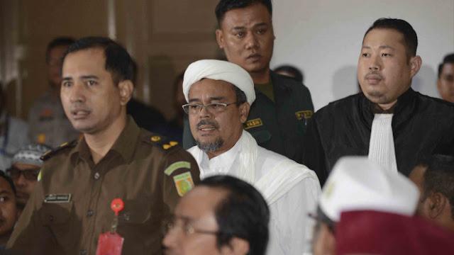 Praperadilan SP3 Habib Rizieq Ditolak, Sukmawati Tak Diberi Ampun