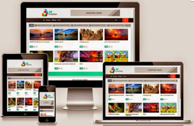 Youtube Responsive Blogger Template Free Download