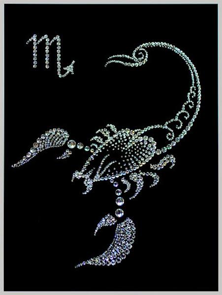 Самый сексуальный знак скорпион